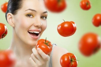 Ăn nhiều cà chua có thể ngăn ngừa nếp nhăn và ung thư da?