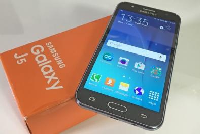 Sau Galaxy Note 7, một chiếc Galaxy J5 tại Pháp phát nổ