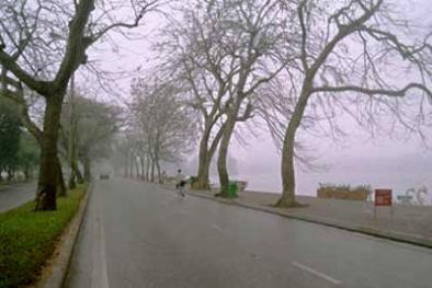 Dự báo thời tiết hôm nay 10/11: Bắc Bộ có mưa rào, trời rét đậm khu vực vùng núi