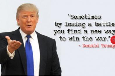 Ông Donald Trump và những câu nói 'kinh điển'
