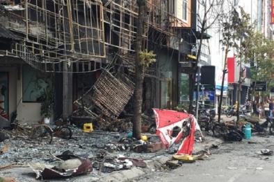Khởi tố chủ quán karaoke bị cháy khiến 13 người tử vong