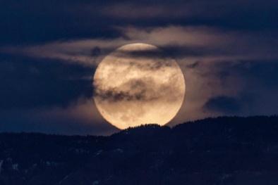 Người Việt sẽ có thể ngắm siêu trăng lớn nhất thế kỷ vào tối nay