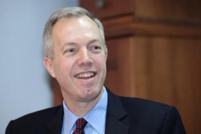 Đại sứ Ted Osius đặt mục tiêu đưa Mỹ thành nhà đầu tư số 1 tại Việt Nam