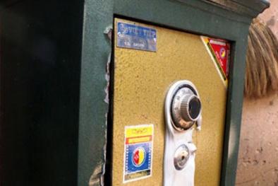 Cần xem xét quản lý chất lượng, lưu hành két sắt trên thị trường