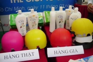 Hàng giả tràn lan ở siêu thị, tín đồ mua sắm cẩn thận kẻo 'sập bẫy'