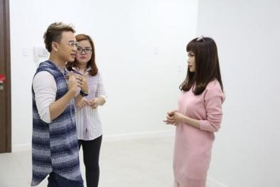 Sĩ Thanh 'bỏ nghề' ca sĩ đi làm khách mời Căn Hộ Trong Mơ