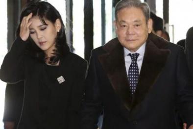 Chủ tịch tập đoàn Samsung: 'Thay đổi tất cả trừ vợ và con'