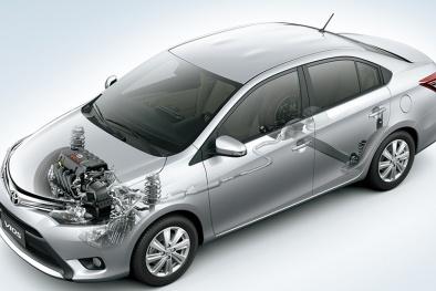 Có nên mua Toyota Vios - chiếc ô tô giá rẻ bán chạy nhất thị trường Việt?