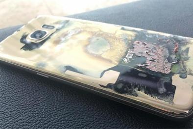 Galaxy S7 cháy nổ: Samsung tuyên bố không có chuyện lỗi pin