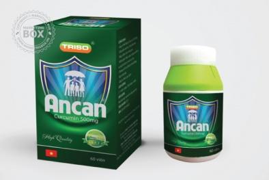 Công ty CP Triệu Sơn bị phạt vì quảng cáo sản phẩm Ancan gây hiểu lầm