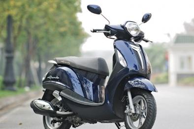 Yamaha triệu hồi hơn 77.000 xe Nozza Grand để sửa lỗi bình xăng phụ