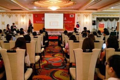 Xúc tiến, chuyển giao công nghệ Việt Nam - Hàn Quốc