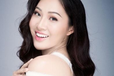 Hoa khôi Diệu Ngọc đem 100kg hành lý lên đường thi Hoa hậu thế giới 2016