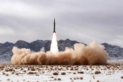 Tên lửa Trung Quốc vừa phóng có tầm bắn thách thức tên lửa Mỹ