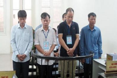 Nhiều 'quan' xã, huyện ở Hà Nội lãnh án tù vì nhận hối lộ