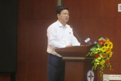 Bí thư Đinh La Thăng: Phòng chống tham nhũng là công việc hết sức khó khăn