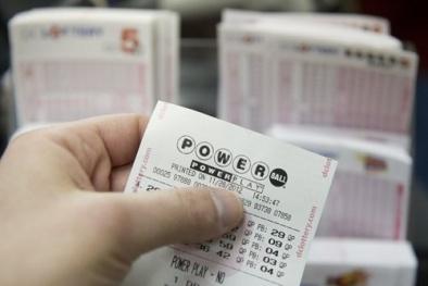 Đã có người trúng xổ số Powerball gần 9500 tỷ đồng ở Mỹ