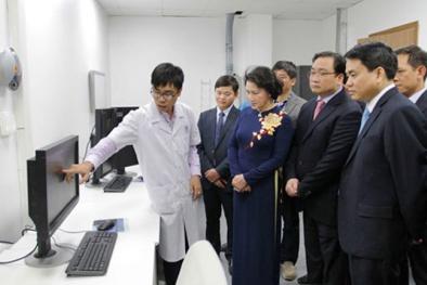 Hà Nội có Trung tâm chẩn đoán sớm bệnh ung thư đường tiêu hóa giá cực rẻ