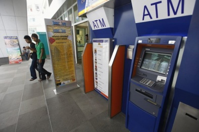 Bị mất tiền trong thẻ ATM sẽ được bồi hoàn trong vòng 5 ngày