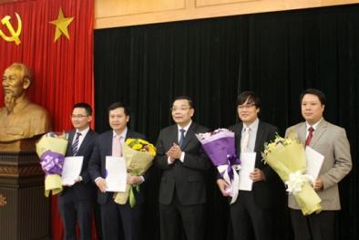 Bộ KH&CN bổ nhiệm, điều động lãnh đạo một số đơn vị thuộc Bộ