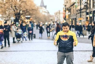Bộ ảnh của chàng trai Việt chụp tại châu Âu khiến ai cũng phải 'thèm'