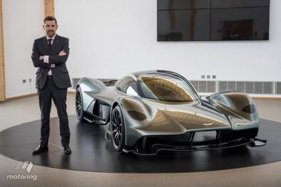 Siêu xe đắt nhất thế giới Aston Martin AM-RB 001 có gì đặc biệt?