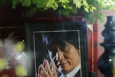 Người thân, đồng nghiệp xót xa tiễn đưa nghệ sĩ Quang Lý
