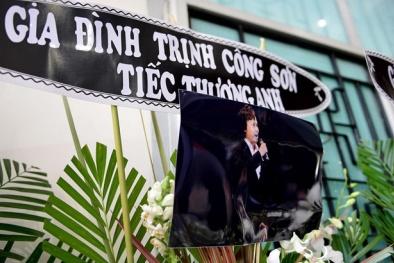 Nghệ sĩ Quang Lý qua đời: Đau xót đưa tiễn nghệ sĩ về nơi an nghỉ cuối cùng