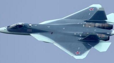 Máy bay chiến đấu PAK-FA T-50 Nga khiến đối phương hoảng sợ