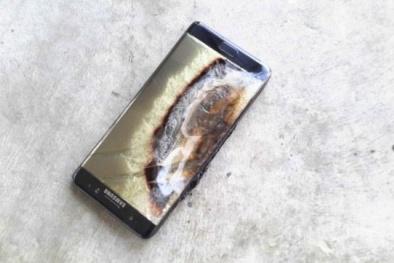 Galaxy Note 7 phát nổ: Samsung đã 'tự bắn vào chân mình'