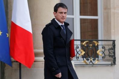 Lý do Thủ tướng Pháp Manuel Valls đột ngột xin từ chức