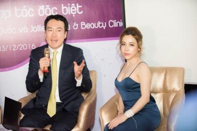 'Người đẹp mê dao kéo' Mai Diệu Linh được bác sĩ Hàn Quốc phẫu thuật thẩm mỹ