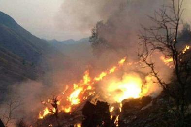 Máy bay rơi ở Pakistan: Toàn bộ 47 hành khách thiệt mạng