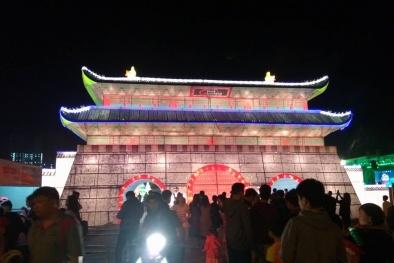 Mãn nhãn với lễ hội đèn lồng khổng lồ đầu tiên tại Việt Nam