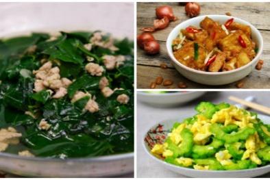 Thực đơn bữa tối đơn giản mà ngon cơm ngày lạnh