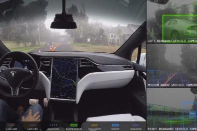 Samsung 'lấn sân' sang thị trường xe hơi, cung cấp chip cho ô tô tự lái của Tesla