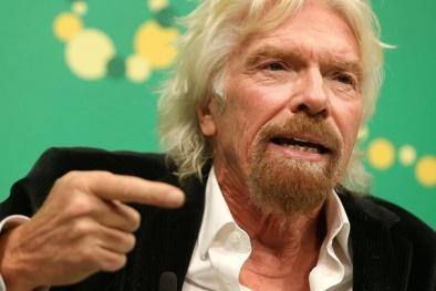 Tỷ phú Richard Branson bày bí quyết thuyết trình một cách thu hút