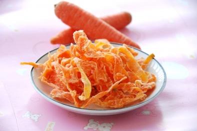 Tết Đinh Dậu 2017: Chị em 'rỉ tai' nhau làm món mứt cà rốt vỏ cam ngon độc lạ