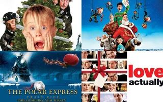 5 bộ phim đặc sắc khó lòng bỏ qua trong mùa Giáng sinh