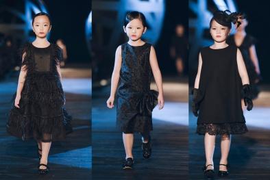 Ai nói trẻ em không mặc được đồ màu đen!