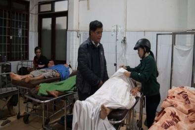 Thứ trưởng Bộ Công an đến Đắk Lắk chỉ đạo điều tra nguyên nhân vụ nổ