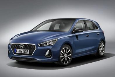 Hyundai i30 2017 chuẩn bị ra thị trường có gì hay?