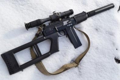 Súng bắn tỉa VSK-94 nhỏ xíu sát thương cực mạnh và rất nguy hiểm nhất