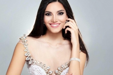 Nhan sắc 'ngọt như mật' của tân Hoa hậu Thế Giới người Puerto Rico