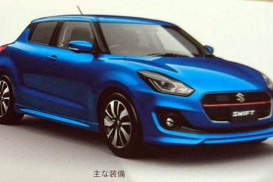 Suzuki Swift 2017 giá siêu rẻ vừa 'lộ diện' có gì hay?