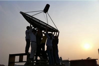 Lần đầu tiên du khách có thể chiêm ngưỡng vũ trụ khi tới Nha Trang