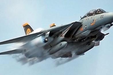 Chiến đấu cơ F-14 huyền thoại vĩ đại bậc nhất trong vũ khí của Mỹ