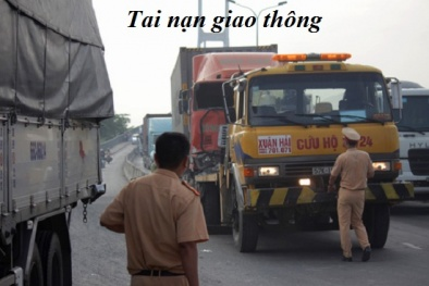 Tai nạn giao thông nghiêm trọng nhất hôm nay ngày 23/12/2016