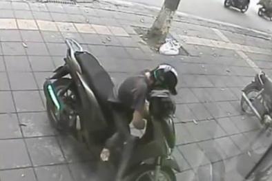 Uông Bí: Đã đi xe ăn trộm lại còn 'thách thức' cảnh sát giao thông