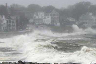 Tin bão Nock-ten mới nhất: Bão Nock-ten giật cấp 15 vào biển Đông